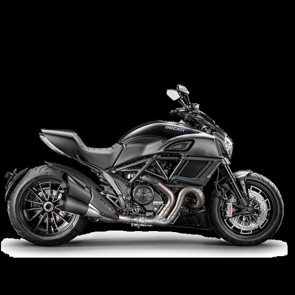 Ducati diavel chez Paris Nord Mot