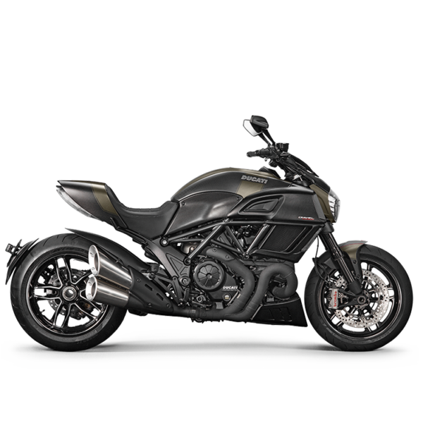 Diavel Carbon chez Paris Nord Moto