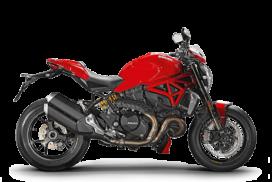 image menu Ducati Monster Paris Nord Moto