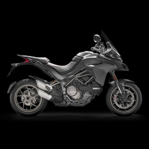 Multistrade Grey Volcan Paris Nord Moto