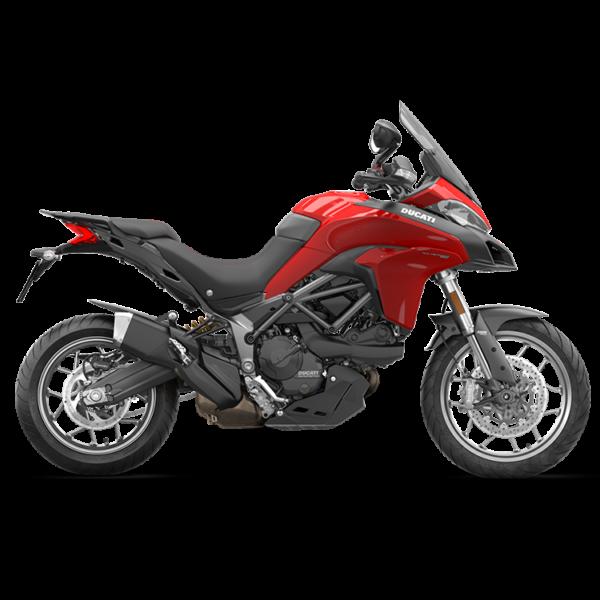 Multistrada 950 Ducati chez Paris Nord Moto