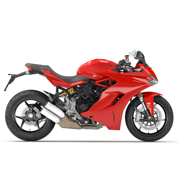 Supersport Red Ducati chez Paris Nord Moto
