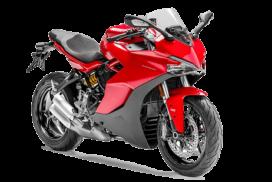 Ducati Supersport Paris Nord Moto