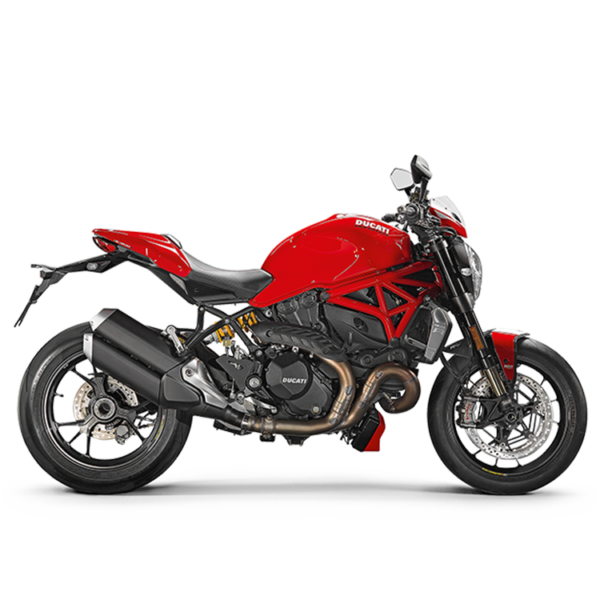 Ducati Monster 1200R chez Paris Nord Moto