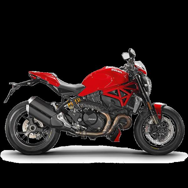 Ducati Monster 1200R chez Paris Nord Moto