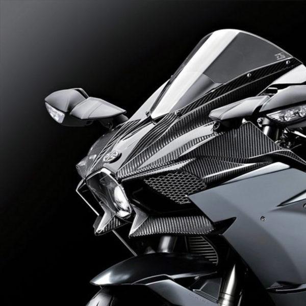 image 03 NINJA H2 Carbon chez Paris Nord Moto