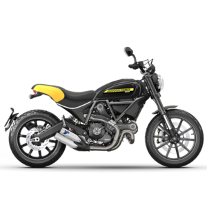 Scrambler FULL THROTTLE Ducati chez Paris Nord moto