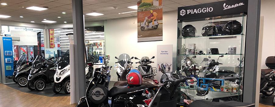 image Showroom Piaggio