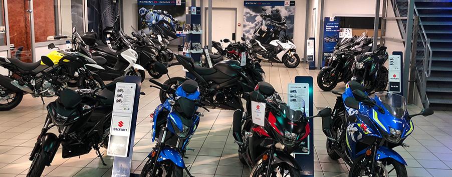 image Showroom Suzuki