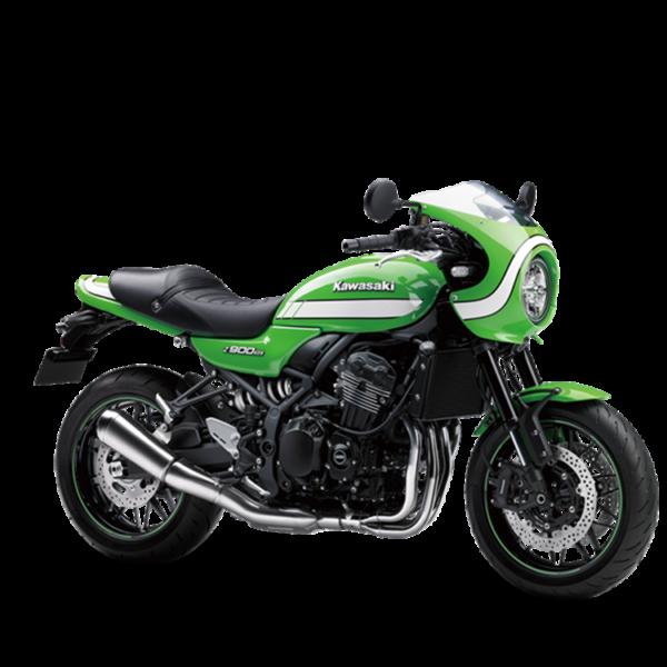 Z900 RS CAFE chez Kawasaki Paris Nord moto