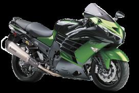 image menu routiere ZZR1400 - paris nord moto