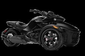 image menu spiderF3 CAN-AM Paris Nord moto