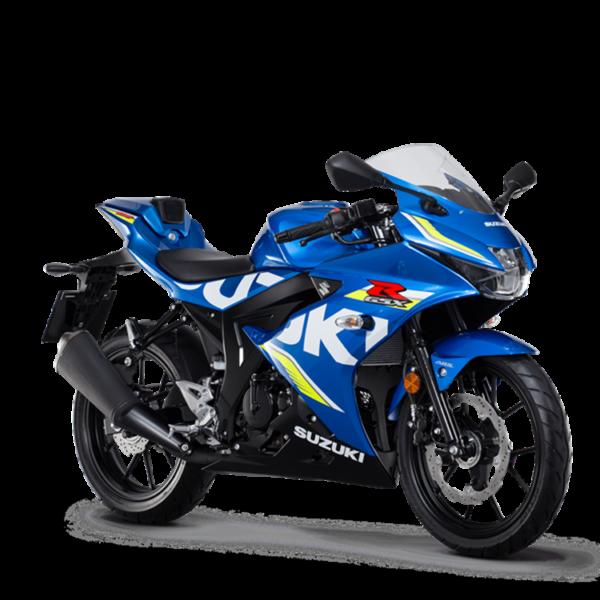 GSR-S125 chez Suzuki Paris Nord moto