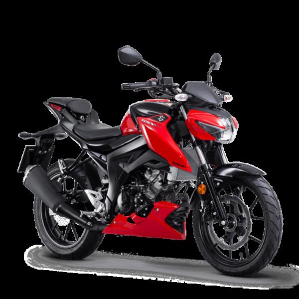 GSX-S125 chez Suzuki Paris Nord moto