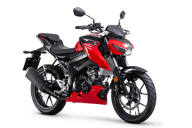 image menu modeles 125 suzuki Paris Nord moto