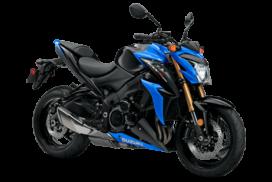 image menu roadster suzuki Paris Nord moto
