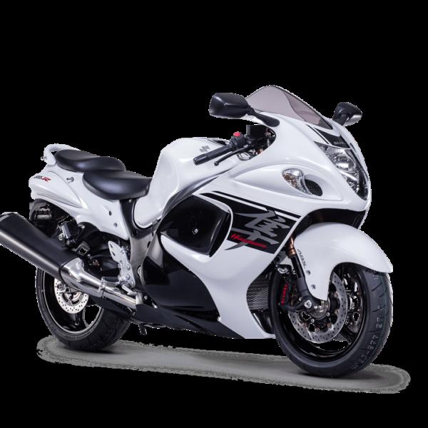 HAYABUSA chez Suzuki Paris Nord moto