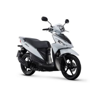 Scooter Adress 50 chez Suzuki Paris Nord Moto