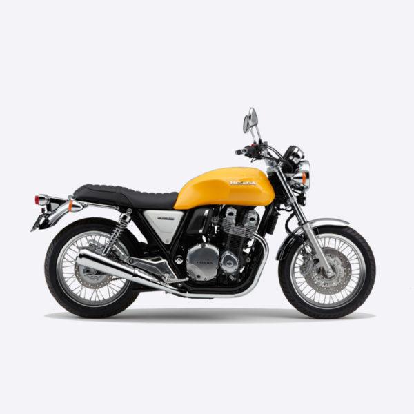 image Honda CB1100 EX 2017 jaune Paris Nord Moto