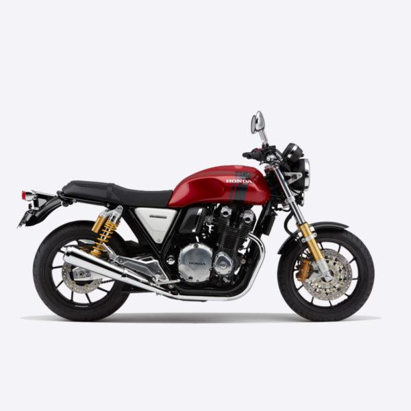 image CB1100 EX 2017 rouge honda Paris Nord Moto