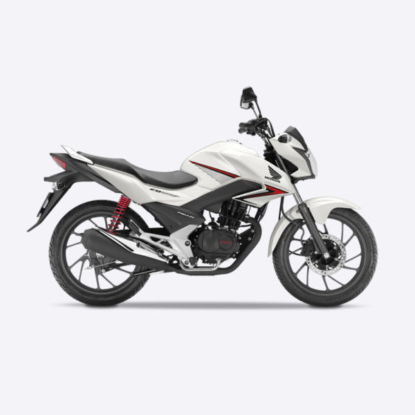 image CB125F blanc Paris Nord Moto