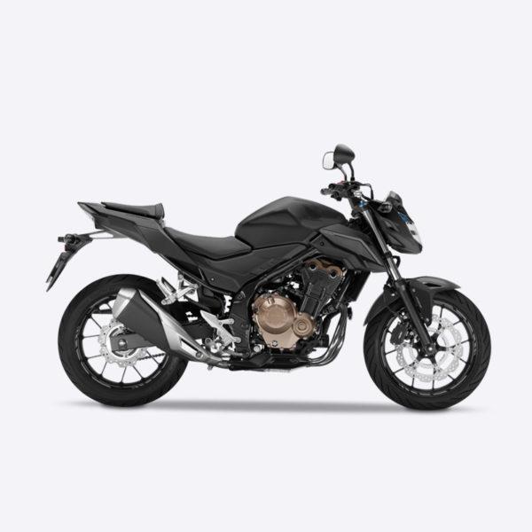image CB500F noir Paris Nord Moto