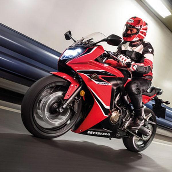 image Honda CBR-650F Paris Nord Moto