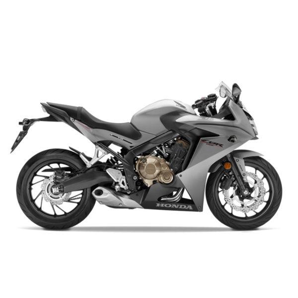 image Honda CBR-650F silver Paris Nord Moto