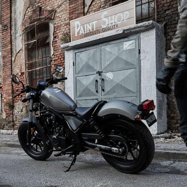 image Honda CMX500 Rebel 2017 Paris Nord Moto