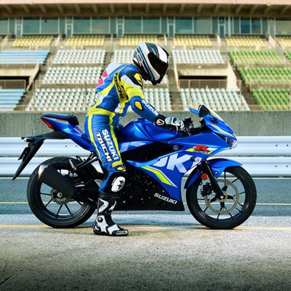 image GSX-R125 Suzuki Paris Nord moto