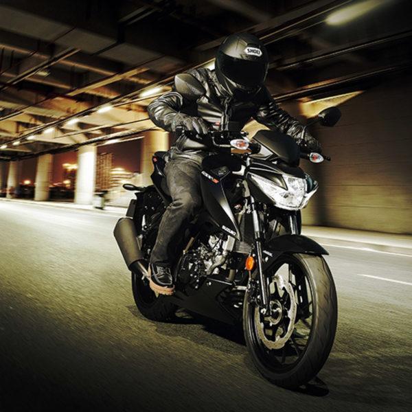 image GSX-S125 Suzuki Paris Nord moto