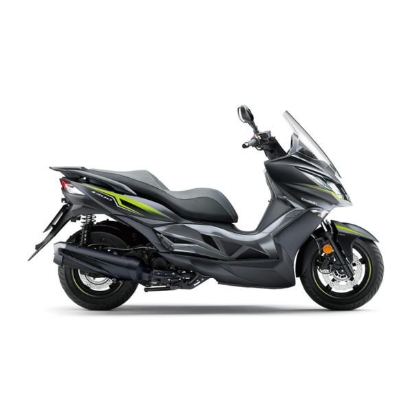 image scooter J300 2018 Kawasaki Paris Nord Moto