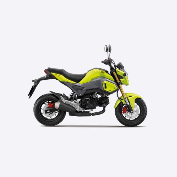 image Honda MSX jaune Paris Nord Moto