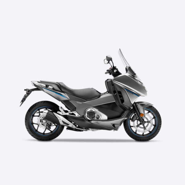 image NC750D Integra acier Paris Nord Moto