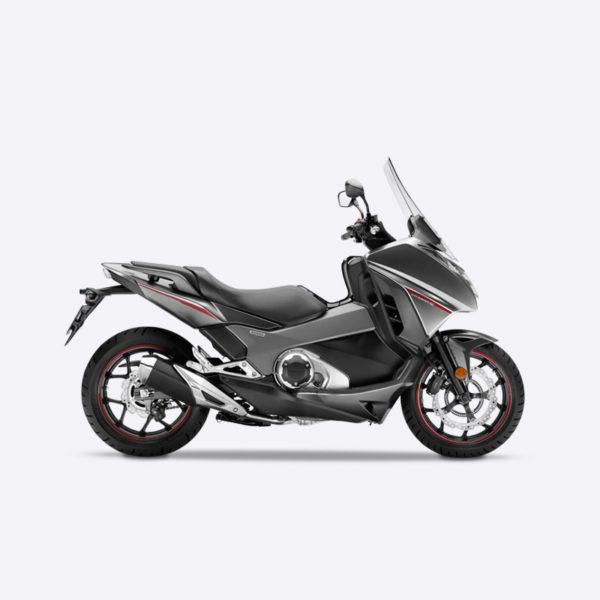 image NC750D Integra argent Paris Nord Moto