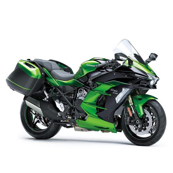 Ninja H2 SX SE 2018 chez paris nord moto