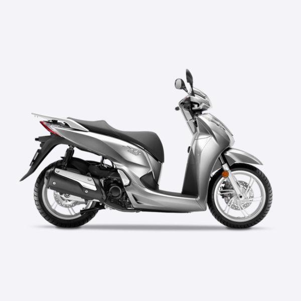 image SH300i 2017 argent Honda Paris Nord Moto