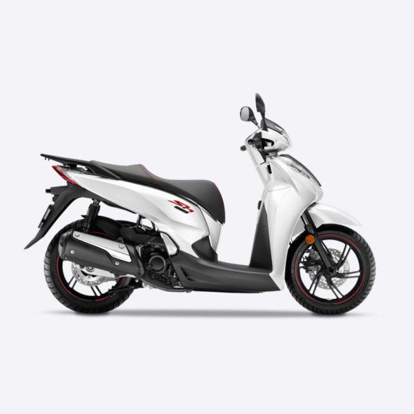 image SH300i 2017 blanc Honda Paris Nord Moto