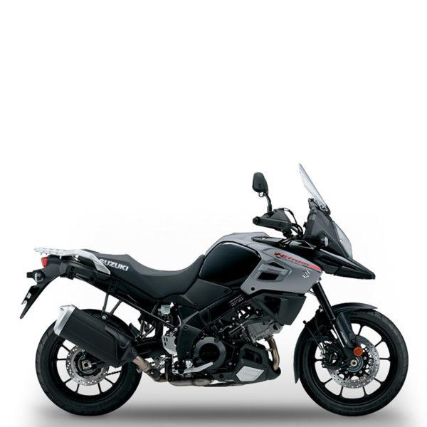 V-Strom 1000XT noir Suzuki Paris Nord Moto