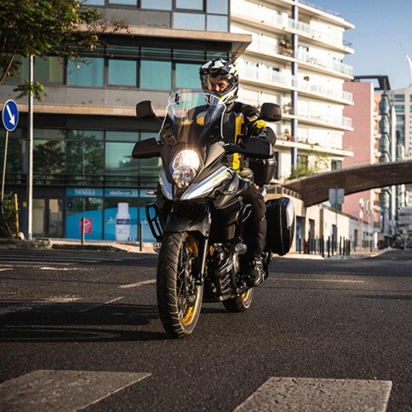 V-Strom 650XT Suzuki Paris Nord Moto