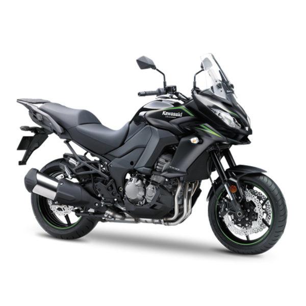 image 02 galery VERSYS 2018 Paris Nord Moto