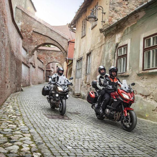 image 03 galery VERSYS 2018 Paris Nord Moto