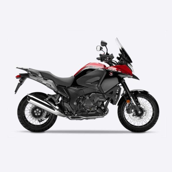 image VFR1200X CROSSTOURRER Noir/Rouge Honda Paris Nord Moto