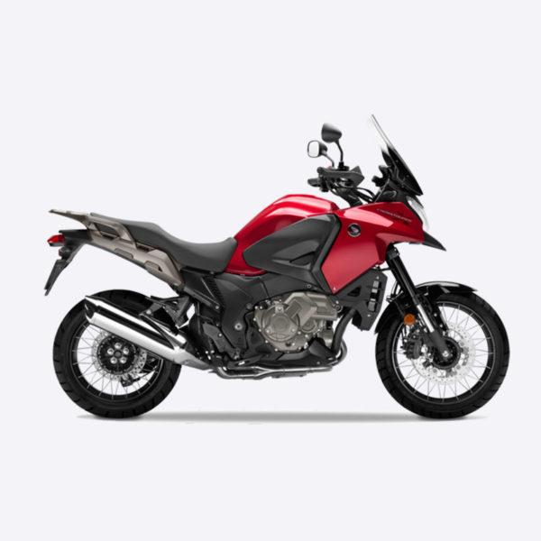 image VFR1200X CROSSTOURRER Rouge Honda Paris Nord Moto