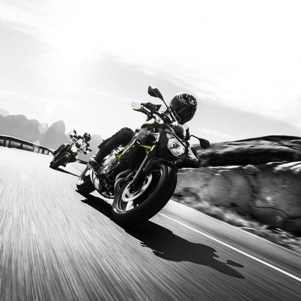 image galerie Z650 Paris Nord Moto