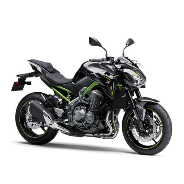 image galerie Z900 A2 grey Paris Nord Moto