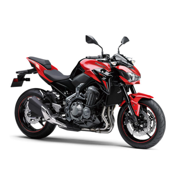 image galerie Z900 A2 red Paris Nord Moto