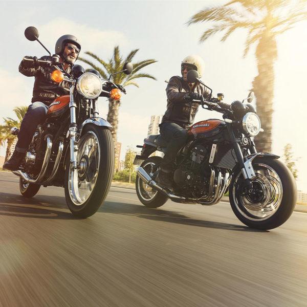 image galery Z900RS Paris Nord Moto