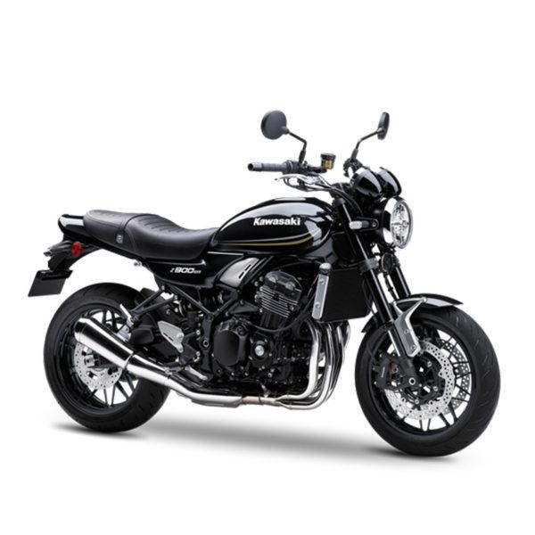 image galery Z900RS noire Paris Nord Moto