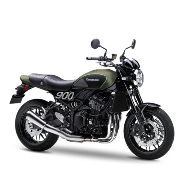 image galery Z900RS vert mate Paris Nord Moto